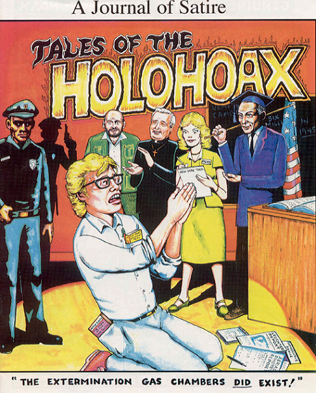 John Kaminiski Tales of the Holohoax
